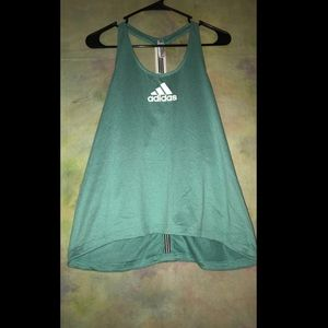 Brand new adidas workout tank top